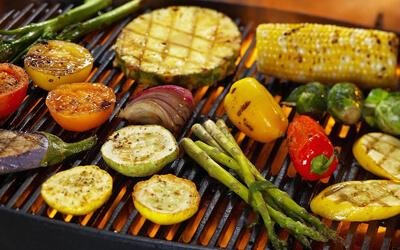 Le migliori verdure per il barbecue
